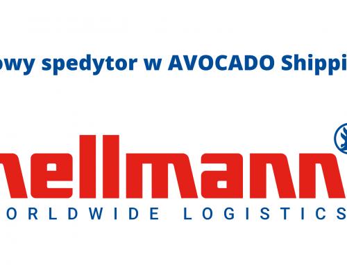 Nowy spedytor w AVOCADO Shipping