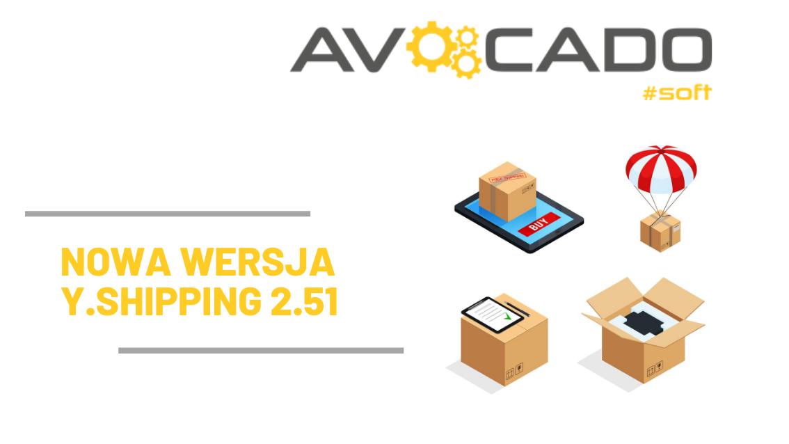nowa wersja 2.51 shipping